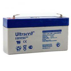 Batería Ultracell UCG1.2-6