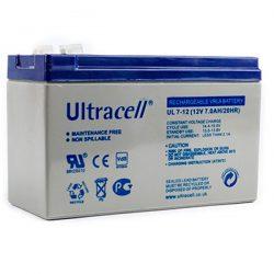 Batería Ultracell UL7.2-12