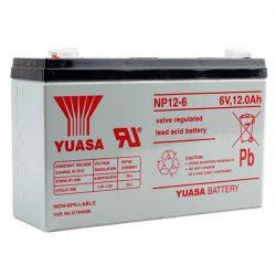 Batería Yuasa NP12-6